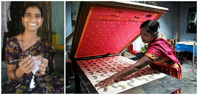 fair trade faces