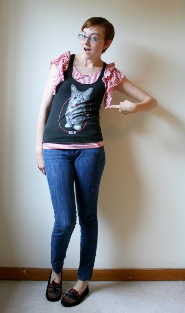 lil bub shirt