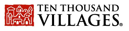 ten thousand village logo