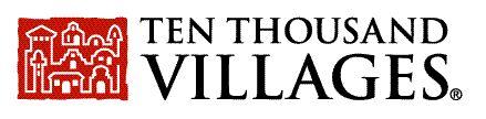 ten thousand village logo