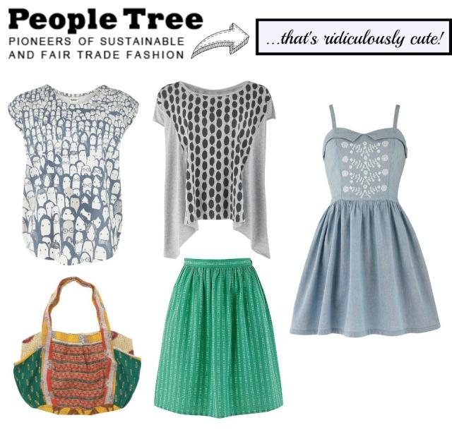 people tree fashion