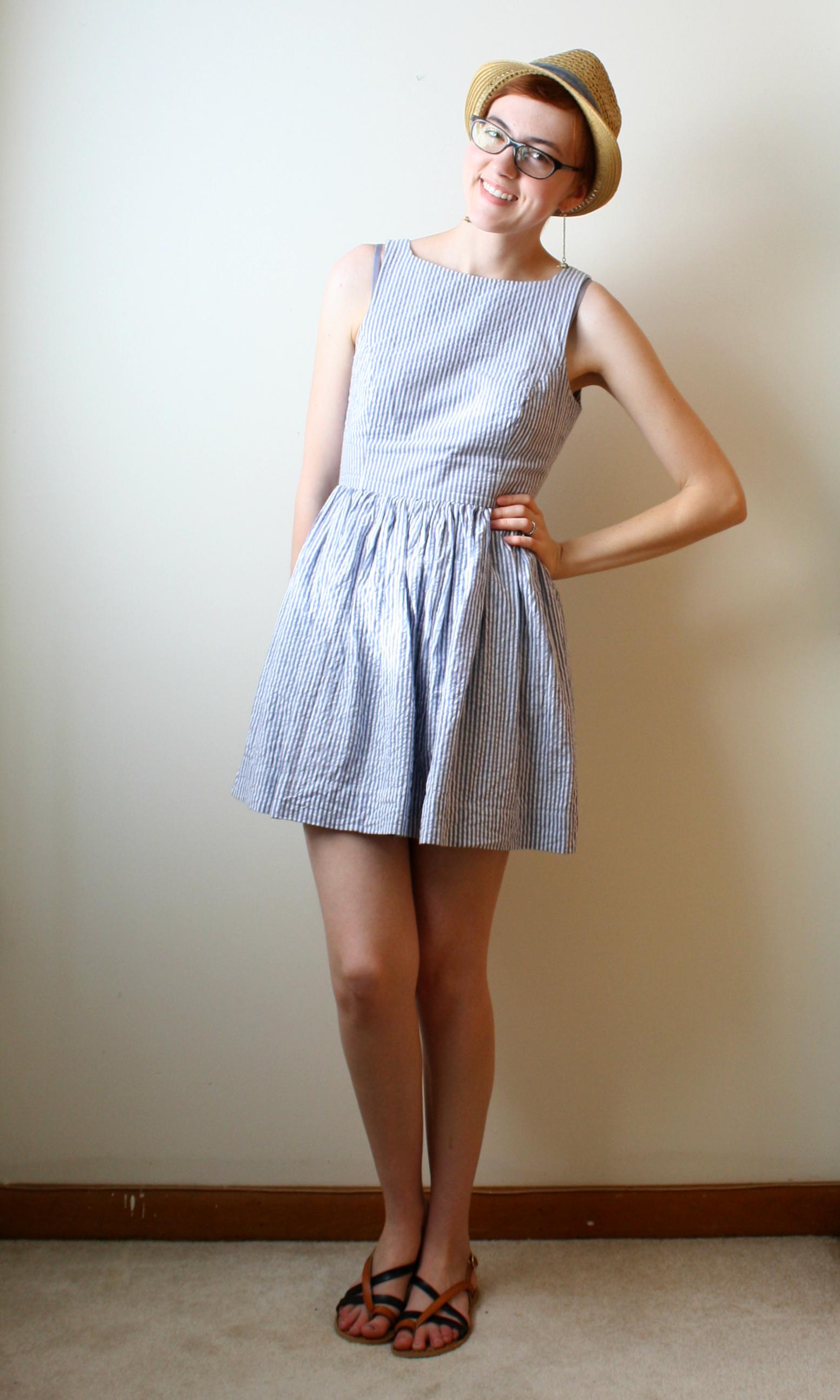 fair trade fashion summer look
