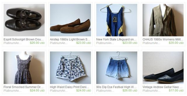 etsy sale shorts