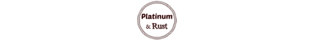 platinum&rust on etsy