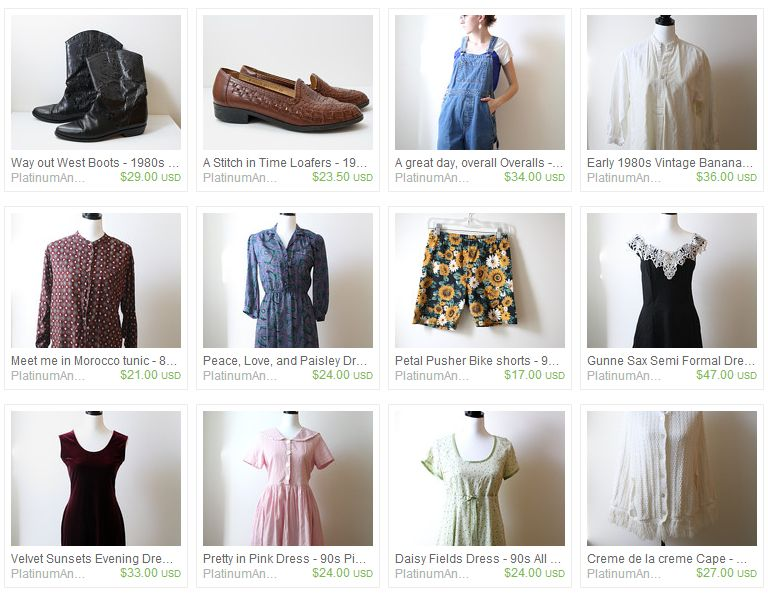 etsy shop vintage new arrivals
