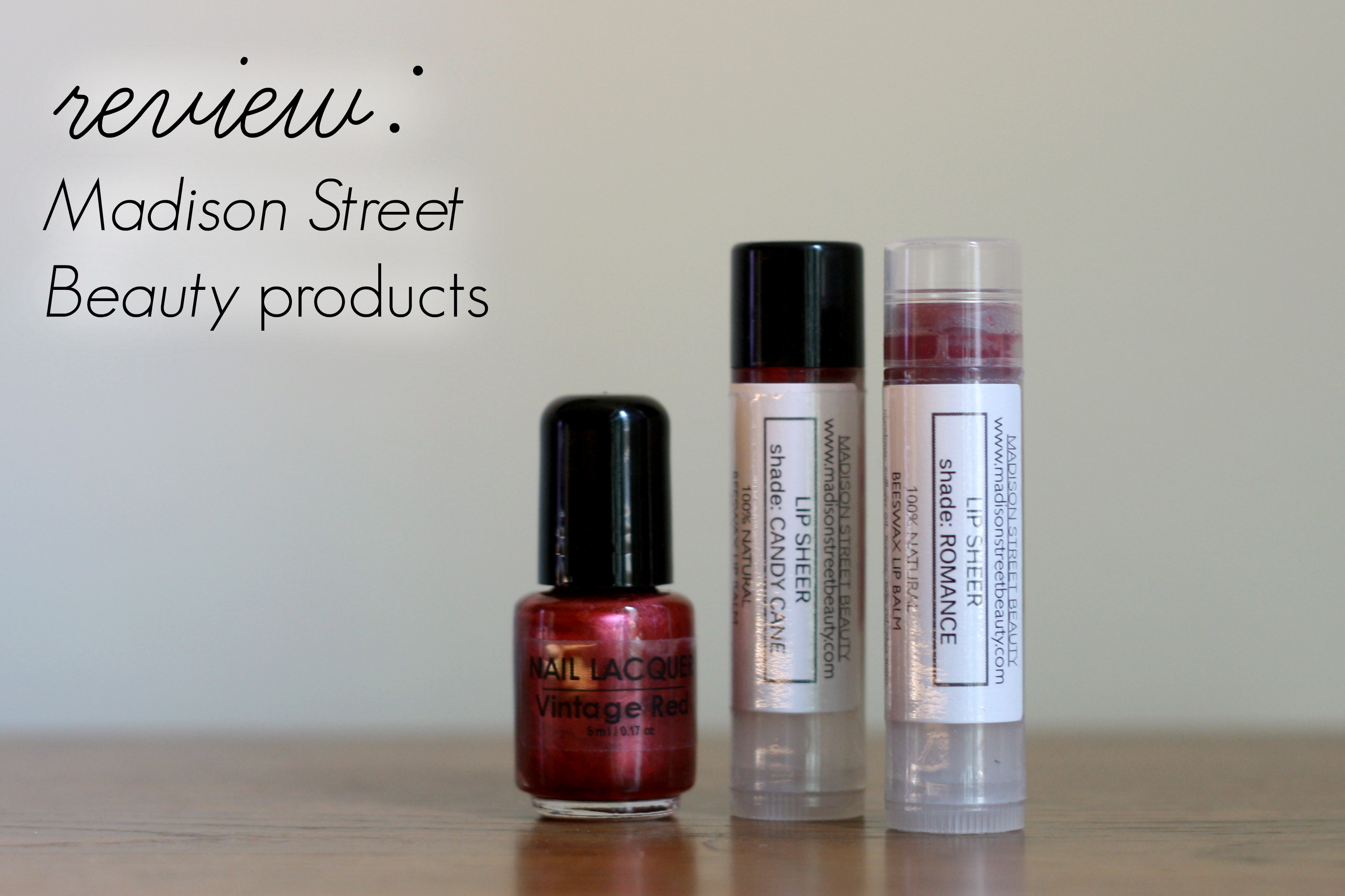 madison street beauty review