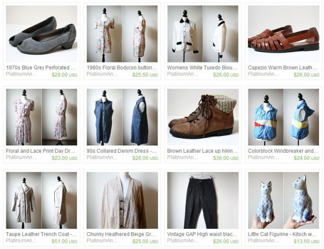 womens vintage on etsy