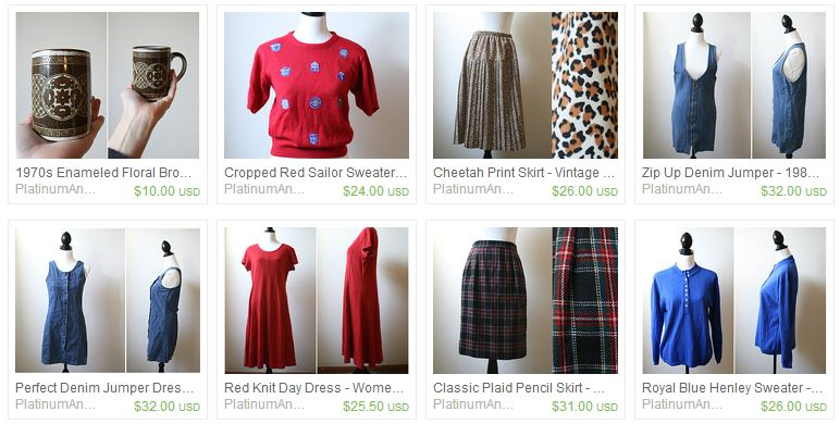 cute vintage clothes