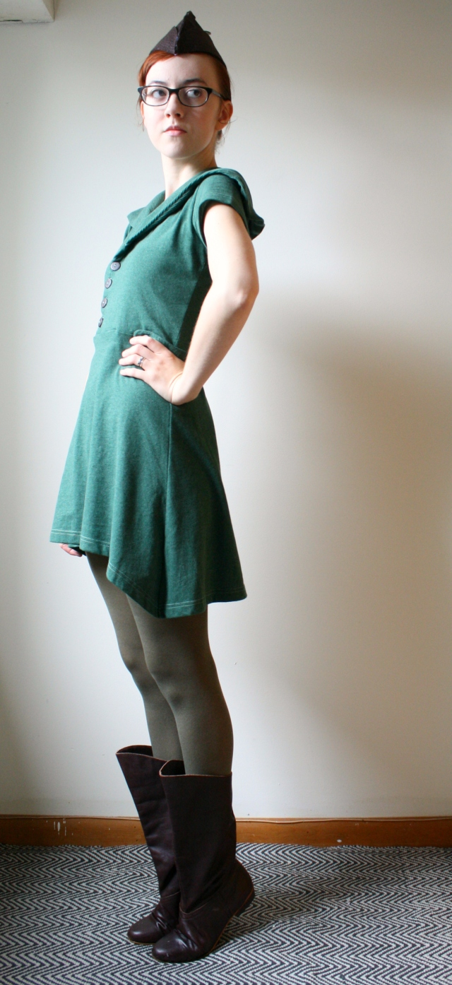 lur apparel dress