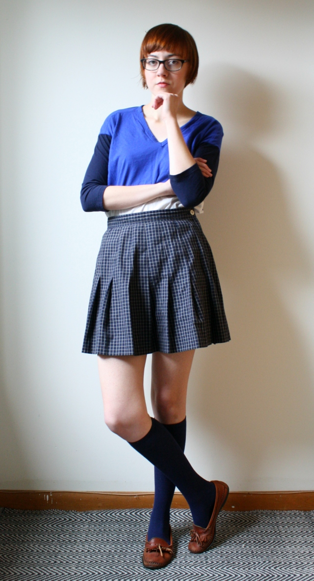 preppy outfit